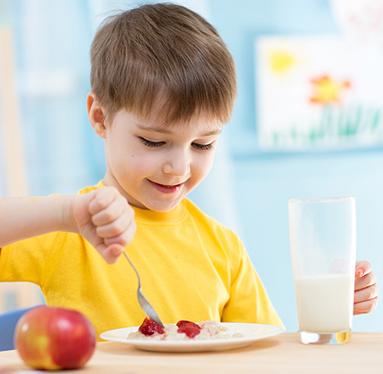 scuola la giusta colazione