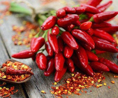 4 benefici del peperoncino