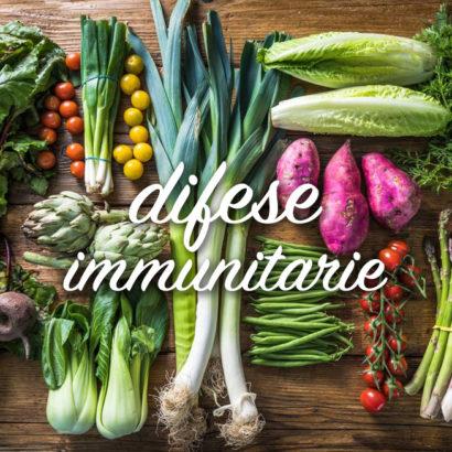 come alzare le difese immunitarie alimenti