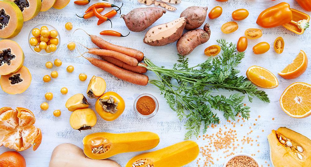 betacarotene abbronzatura alimenti