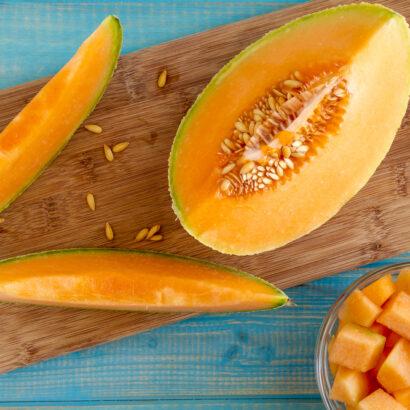 melone benefici ricette
