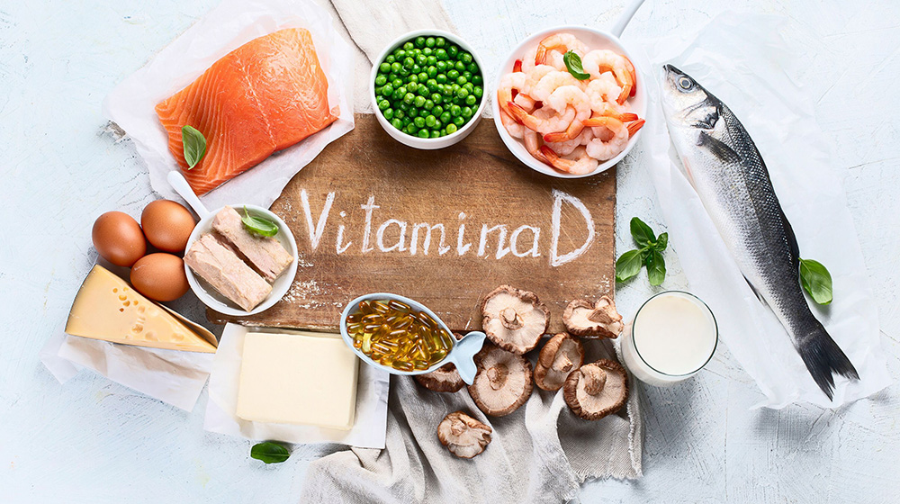 vitamina d carenza sintomi alimenti