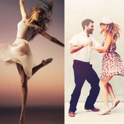 ballare benefici danza
