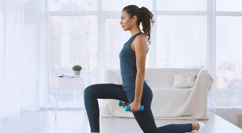 attività fisica esercizi pratici