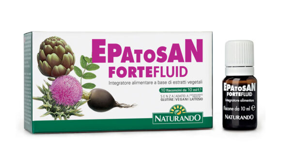 Epatosan Forte Fluid