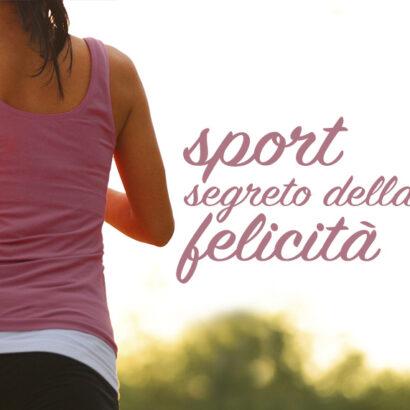 sport felicità