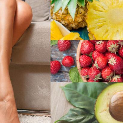 dieta microcircolo gambe gonfie