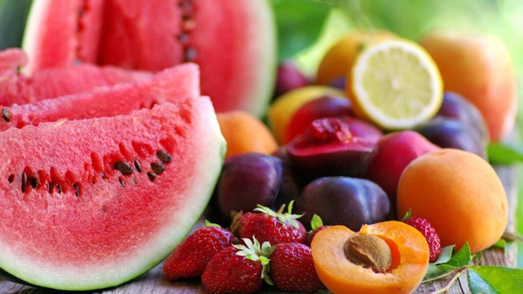 vitamine estate
